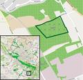 Bielefeld - NSG Esselhofer Bruch - Map.png