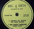 Big 4 Hits 119 B - HeartsOfStone-MakeYourselfComfortable.JPG