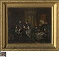 Bijeenkomst van de Vrije Jagers te Brugge, 1831, Groeningemuseum, 0040444000.jpg
