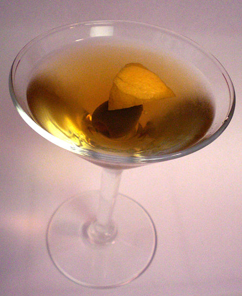 Bijou Cocktail.