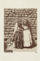 """Bild från familjen von Hallwyls resa genom Algeriet och Tunisien, 1889-1890. """"Kvinnor från Djelfa."""" - Hallwylska museet - 91876.tif"""