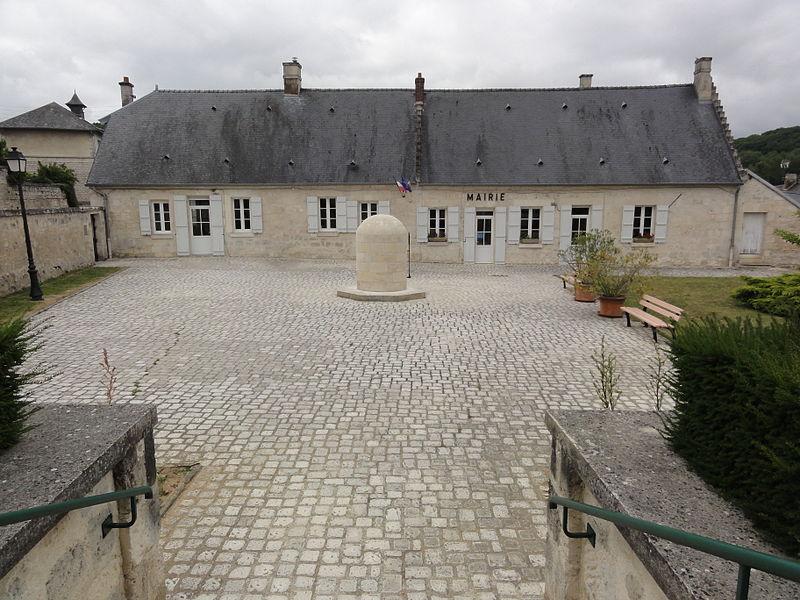Billy-sur-Aisne (Aisne) mairie