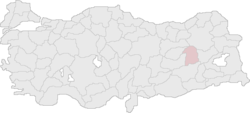 Bingol Turkey Provinces locator.png