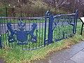 Birley Spa Fence - geograph.org.uk - 313315.jpg