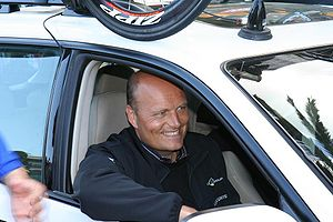Bjarne Riis - Riis at the 2007 Tour of California.