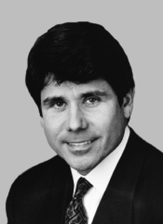 Rod Blagojevich - Image: Blagojevich