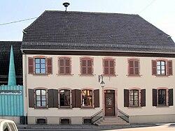 Blodelsheim, Mairie-école.jpg