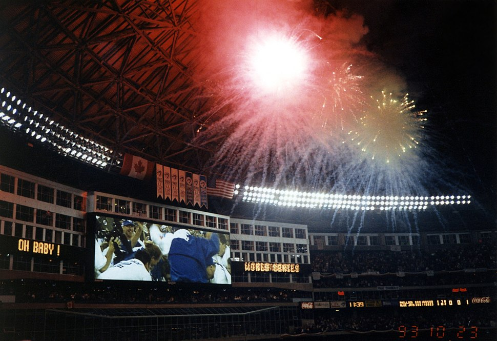 Blue Jays Win the 1993 World Series