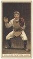 Bob Williams, New York Highlanders, baseball card portrait LCCN2008678377.tif