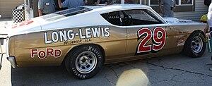 Bobby Allison - 1968 racecar