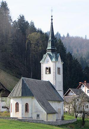 Bodovlje - Saint Peter's Church