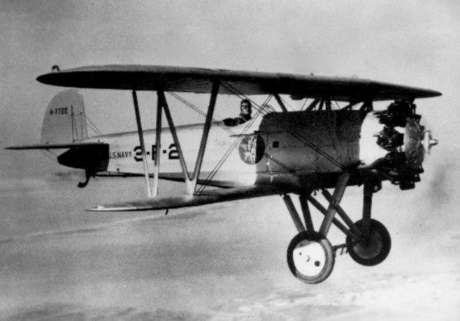 Boeing F3B