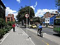 Bogotá, carrera 11, calle 78.JPG