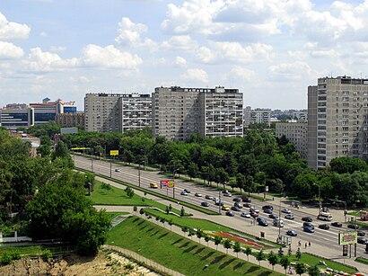Как доехать до Большая Черкизовская Улица на общественном транспорте