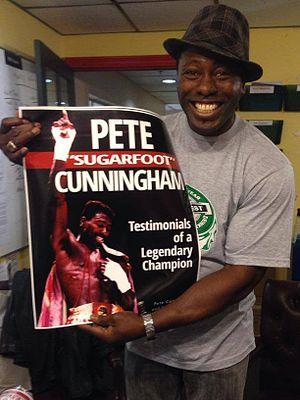 Pete Cunningham (kickboxer)