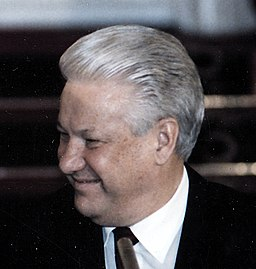 Boris Yeltsin 1993