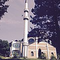 Bosanski Petrovac - džamija u centru.jpg