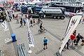 Bovenaanzicht showstraat Truckstarfestival 2013 (9409031042) (2).jpg