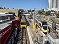 Bowen Hills railway station, Brisbane, 2020, 03.jpg