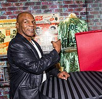 Mike Tyson (2011)