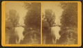 Boy on a path near a creek or canal, by J. Bullock.png