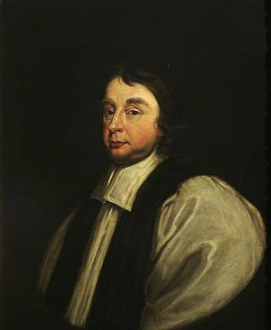 Bishop of Peterborough - Image: Bp Thomas White