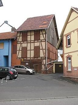 Brückenstraße in Biedenkopf