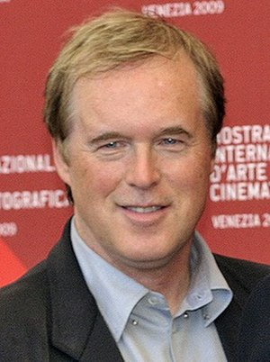 Brad Bird - Bird at the Venice Film Festival, September 2009
