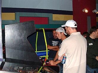 Brandon DiCamillo - Brandon Dicamillo attaining the world record, 2008