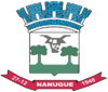 Coat of arms of Nanuque, Minas Gerais, Brazil