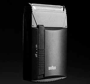 Braun (company) - A Braun Shaver