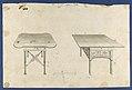 Breakfast Tables, from Chippendale Drawings, Vol. II MET DP118195.jpg