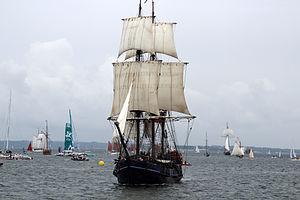 Brest 2012 Earl of Pembroke 490.JPG