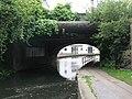 Bridge over Regent's Canal, Royal College Street, NW1 - geograph.org.uk - 1450761.jpg