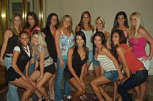 Bridges Bikini Contest, August 2008.