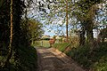 Bridleway to Easington - geograph.org.uk - 1879840.jpg