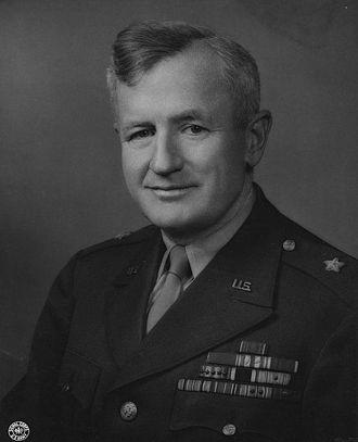Thomas Farrell (general) - Brigadier General Thomas F. Farrell