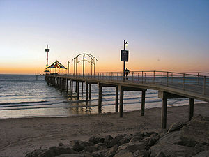 Brighton, South Australia - Brighton Jetty