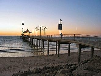 Brighton, South Australia - Brighton Jetty