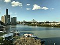 Brisbane River and Story Bridge seen from L3 Waterfront Place, Brisbane.jpg