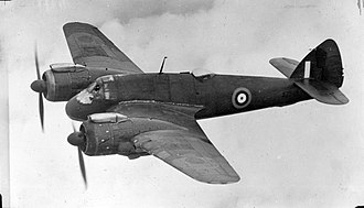 John Cunningham (RAF officer) - The Beaufighter. This variant does not carry the radar antenna on the wings or nose.