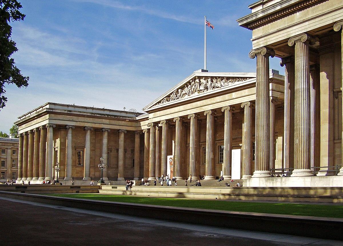 Картинки по запросу Британский музей (Лондон)