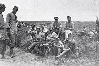 Mesopotamian campaign World War I military campaign