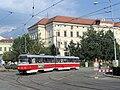 Brno, Komenského nám., Tatra K2T č. 1044.jpg