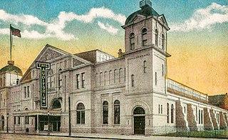 Broadway Auditorium former multipurpose arena in Buffalo, New York