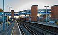 Brockenhurst Station with new footbridge.jpg