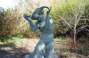 Brookgreen Gardens - sculpture garden: Perseph...