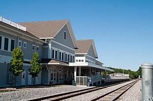 Brunswick Maine Street Station
