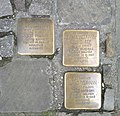Bruxelles - Pavés de la mémoire famille Neumann.jpg