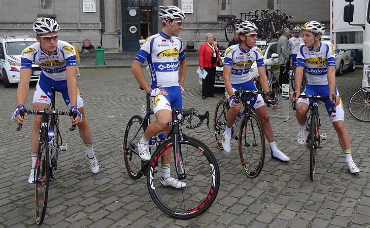 Bruxelles et Etterbeek - Brussels Cycling Classic, 6 septembre 2014, départ (A258).JPG